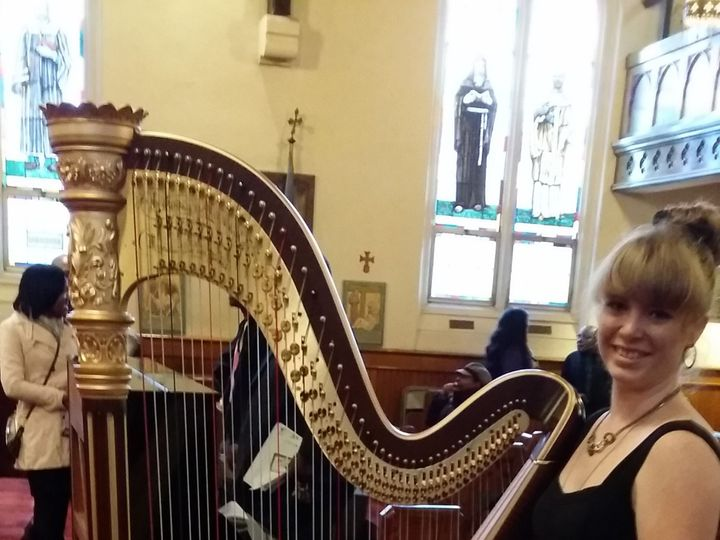 Tmx 1420581024851 10.18.14 Concert Rehearsal At The Church Of St. Ma Long Island City, NY wedding ceremonymusic