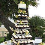 Tmx 1337643641921 Hawaiiansummer Temecula wedding cake