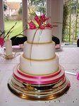 Tmx 1337643878153 Wedding9 Temecula wedding cake
