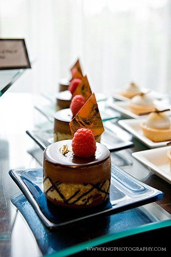 Individually Crafted Desserts