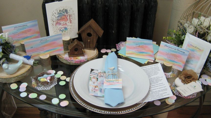 Pastel Watercolor Collection
