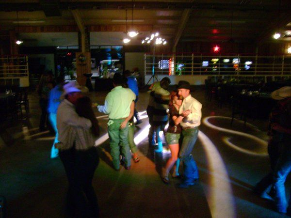 Open dancing @ The Beaumont Ranch Grandview, TX