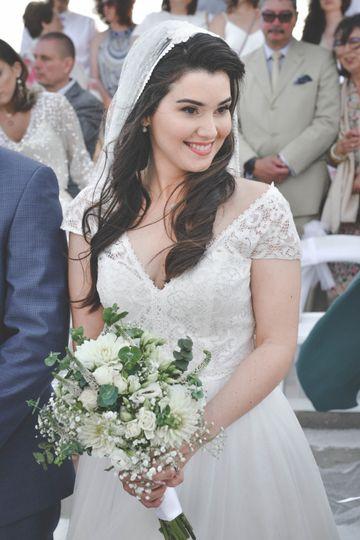 Naxos island wedding