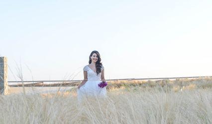 The wedding of Anthi and Luigi