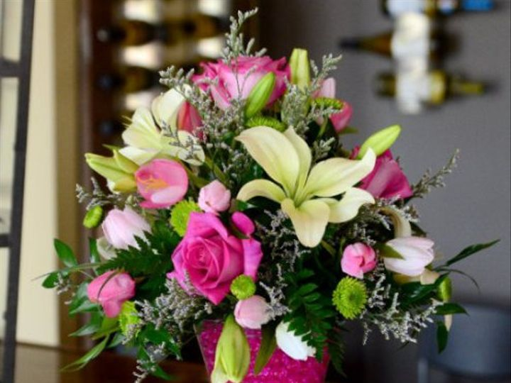 Tmx 1333414668770 Magenta Greenville wedding florist