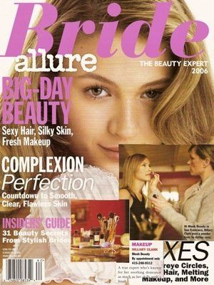 Blush Beauty featured as best wedding hair and makeup in San Francisco!
