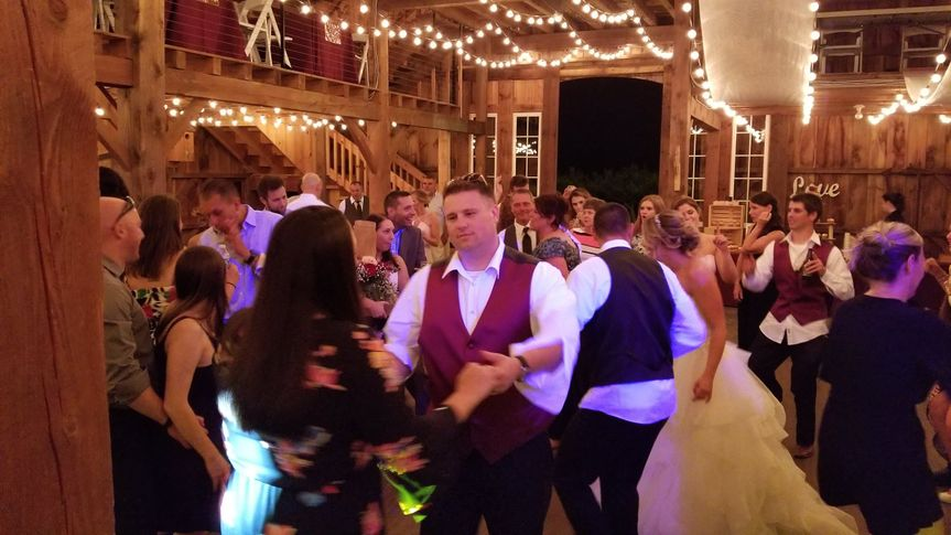 Allen Hill Tree Farm Wedding