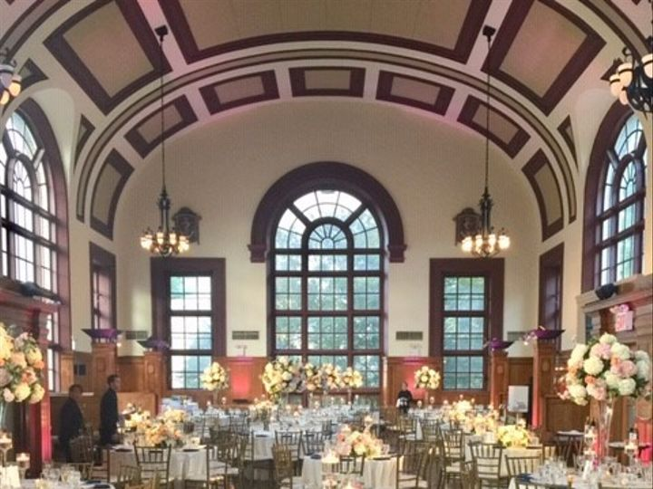 Tmx Great Hall Long Tables 51 718462 V1 Staten Island, New York wedding venue