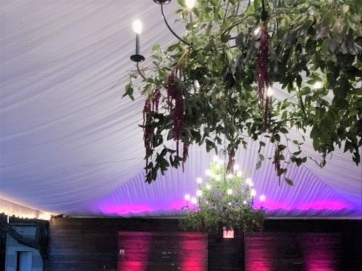 Tmx Tent Shot Uplighting 51 718462 V1 Staten Island, New York wedding venue