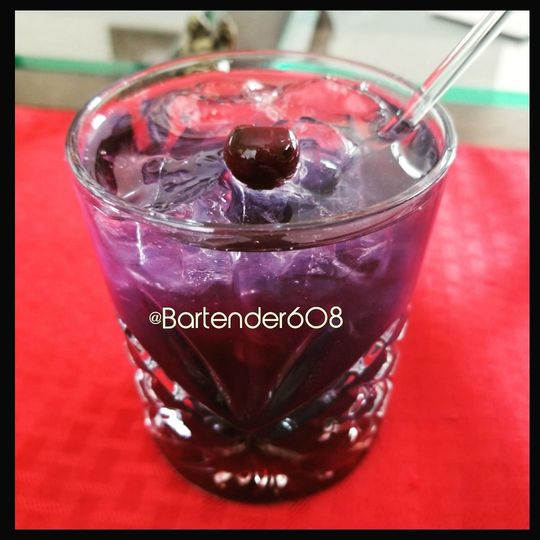 Blueberry Sunday