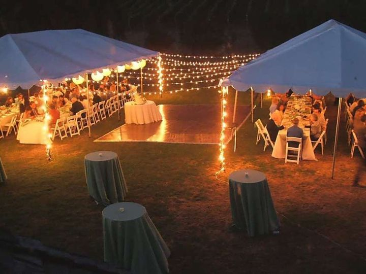 Tmx 1431457628998 Dhtwotentsnight Hillsboro wedding rental