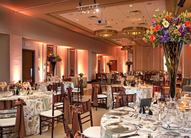 Hilton Garden Inn Virginia Beach Oceanfront Wedding Ceremony Reception Venue Wedding