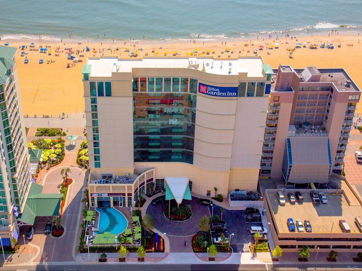 Tmx 1488410445057 Hgi Cityside Aerial Wide Virginia Beach, VA wedding venue