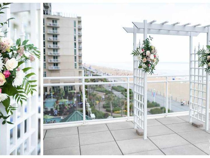 Tmx Arch On Sun Deck Will Hawkins 51 678462 159863031113161 Virginia Beach, VA wedding venue