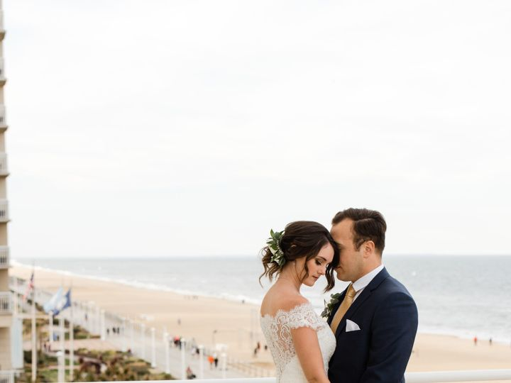 Tmx Bride Groom On The Sun Deck 51 678462 1564249188 Virginia Beach, VA wedding venue