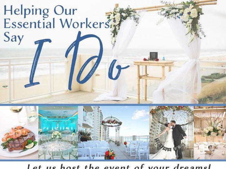 Tmx Essential Workers Updated April 30 2021 51 678462 161409480237452 Virginia Beach, VA wedding venue