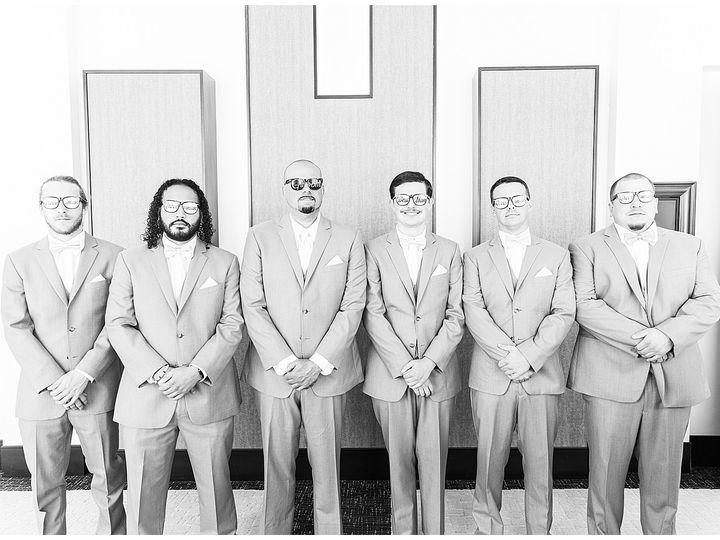 Tmx Groomsmen In Prefunction Area 51 678462 159863007484156 Virginia Beach, VA wedding venue