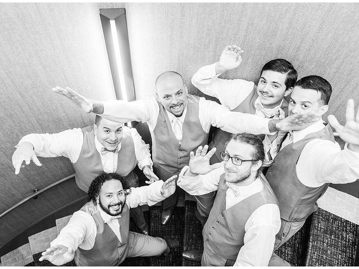 Tmx Groomsmen On Staircase 51 678462 159863001097001 Virginia Beach, VA wedding venue