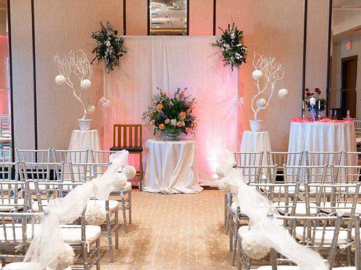 Tmx Indoor Ceremony In Salon 1 51 678462 Virginia Beach, VA wedding venue