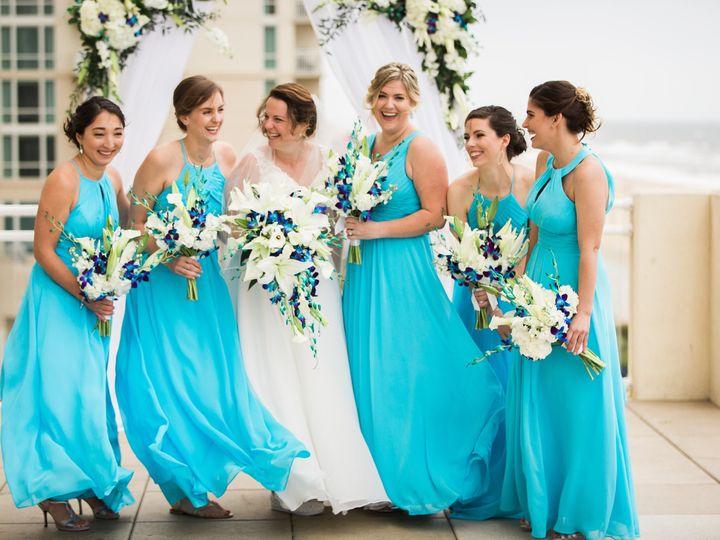 Tmx Turquoise Wedding Party On Sun Deck 51 678462 Virginia Beach, VA wedding venue