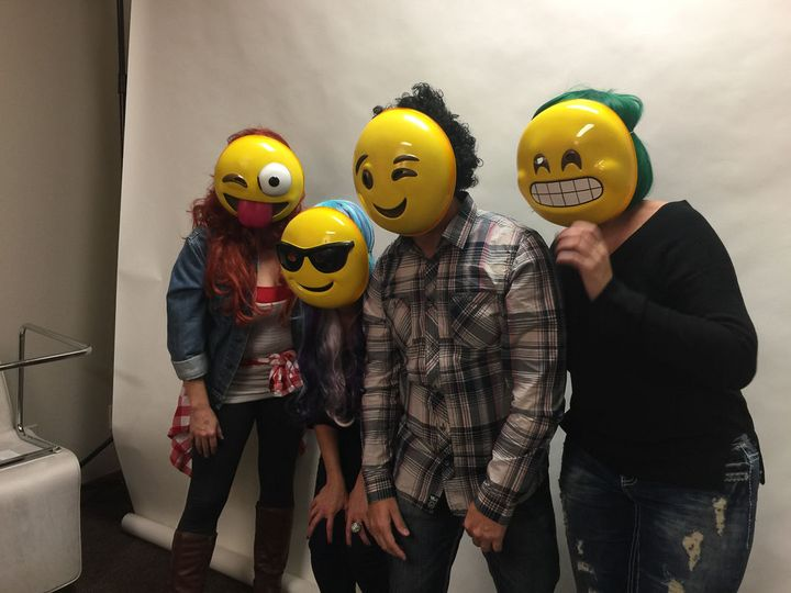 Emoji props