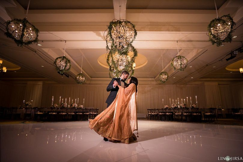 Ballroom dancing | Lin & Jirsa Photography