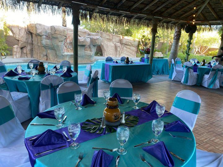 Hawaiian Reception
