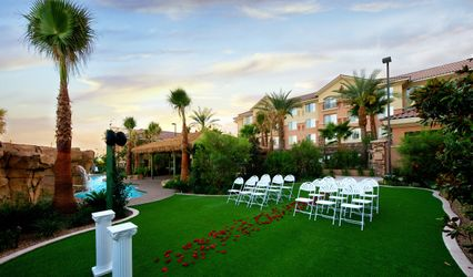 Hilton Garden Inn Las Vegas Strip South 1