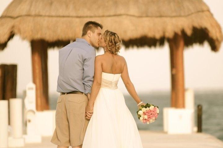 Federici Destination Wedding in Riviera Maya