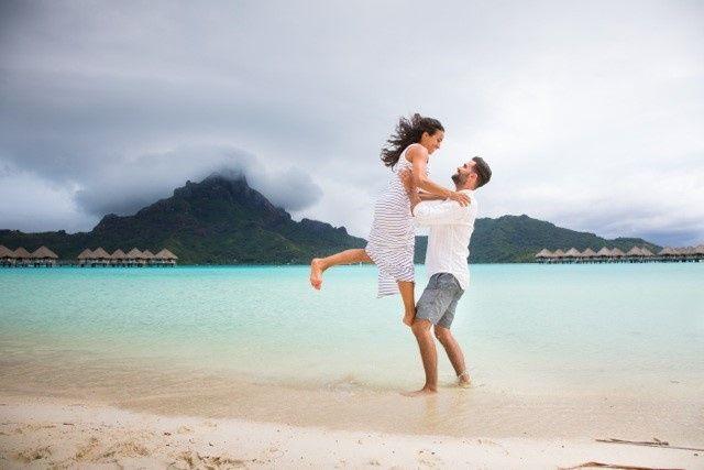 Dolan Honeymoon in Bora Bora