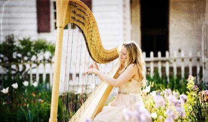 Diana Dunnavant, harpist