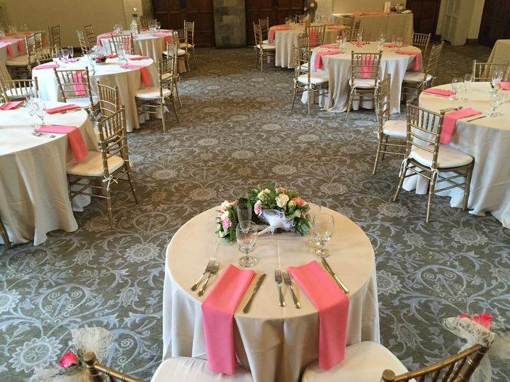 Tmx 1444927546156 Gold Chavari Chairs Room Lansdale, Pennsylvania wedding catering