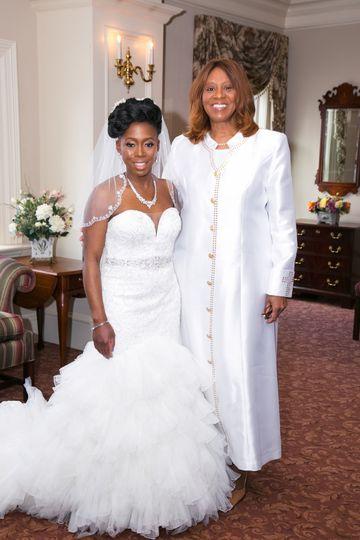 Wedding Bliss Ceremonies - all smiles