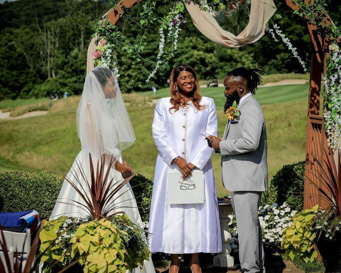 Wedding Bliss Ceremonies - outdoor ceremonies