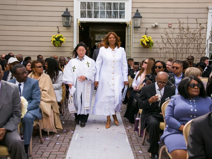 Tmx 1533257880 67b8d9987b085198 1533257878 Bf3ddd7a5e6a5848 1533257875047 3 Pastor And Me Cere Piscataway, NJ wedding officiant