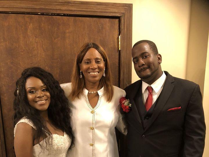 Tmx 1533258190 5130a646faba297f 1533258188 D20c9bffc5ffa541 1533258186671 1 Portia And Don Piscataway, NJ wedding officiant