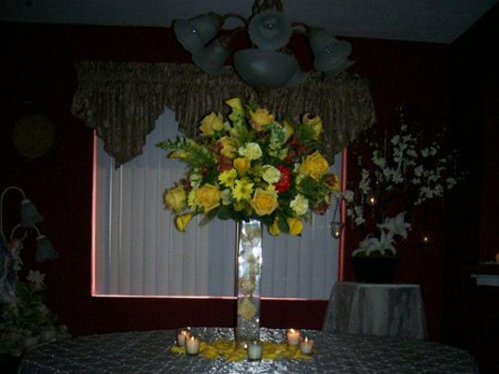 Tmx 1262118559910 MEGANSCENTERPIECE1 Fontana wedding florist