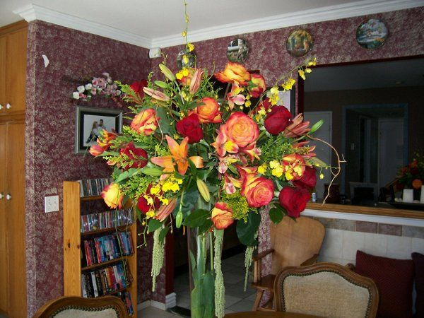 Tmx 1262118749472 ExTAMARASCENTERPIECE3 Fontana wedding florist