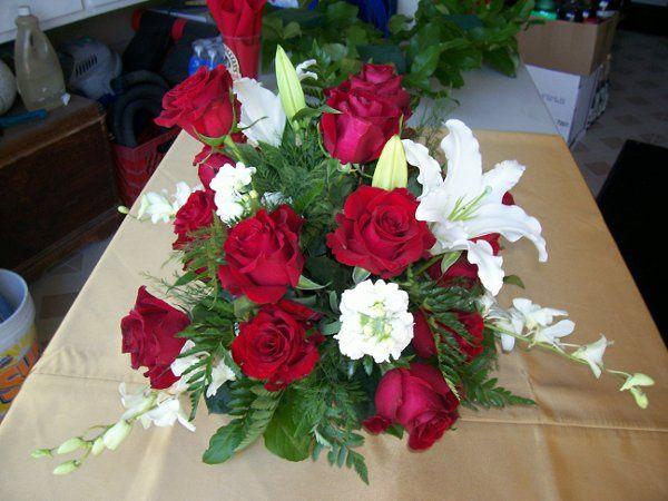 Tmx 1262118953331 FLOWERS1 Fontana wedding florist