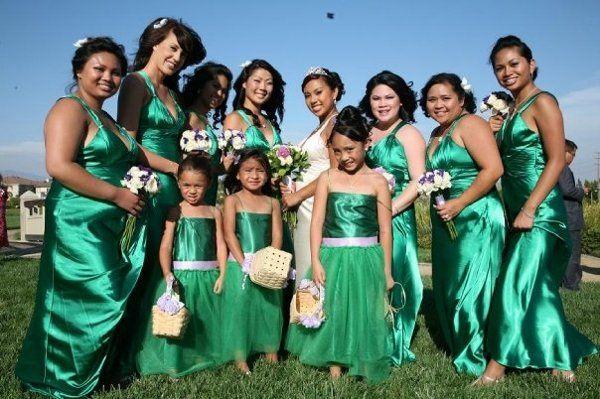 Tmx 1262226904035 N10027638073053119732 Fontana wedding florist