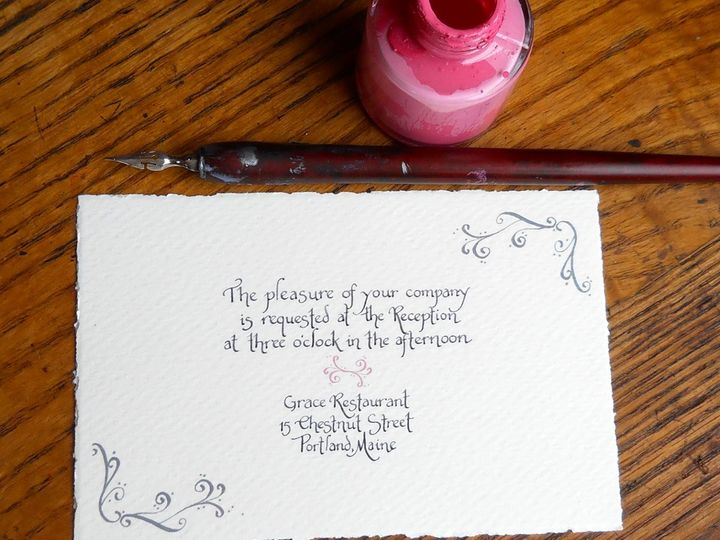 Tmx 1357735397876 Grayscroll2 Greenland wedding invitation
