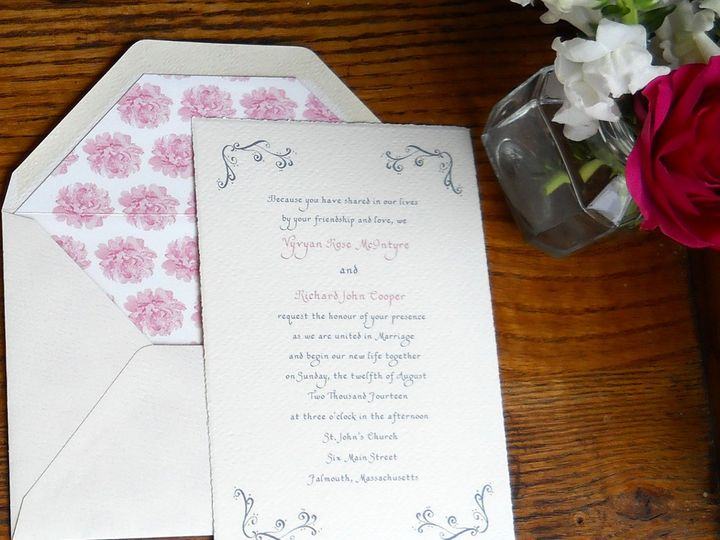 Tmx 1357735413092 Grayscroll Greenland wedding invitation