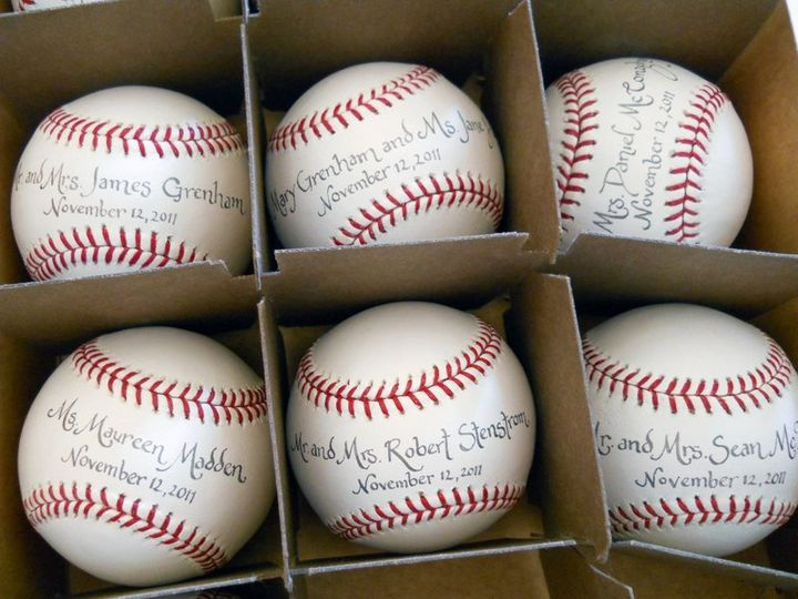 Tmx 1357822850823 FunBaseballs Greenland wedding invitation