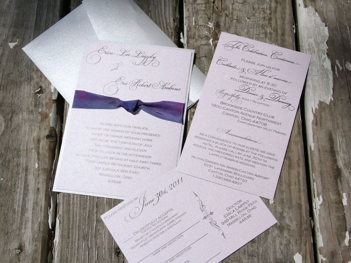 Tmx 1358356507683 IMG0217 Canton wedding invitation