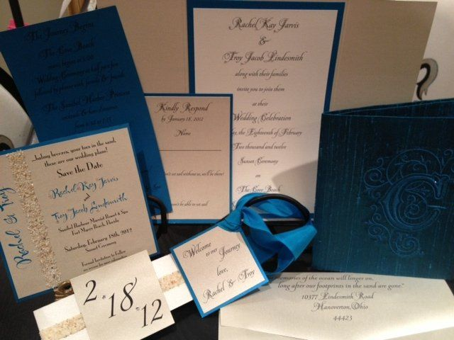 Tmx 1358373074329 Bridalinvite7 Canton wedding invitation