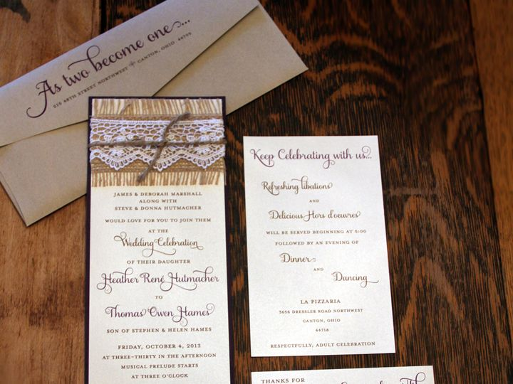Tmx 1384363283929 Img3919 V  Canton wedding invitation