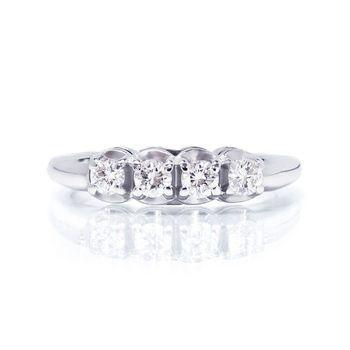 Tmx 1425585760268 Vintage Diamond Band Modesto wedding jewelry