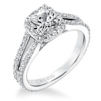 Tmx 1425587180535 Artcarved   Evangeline Engagement Ring Modesto wedding jewelry