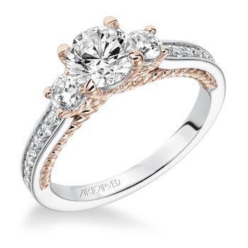 Tmx 1425587197540 Artcarved   Marlow Engagement Ring Modesto wedding jewelry