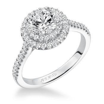 Tmx 1425587201548 Artcarved   Melinda Engagement Ring Modesto wedding jewelry
